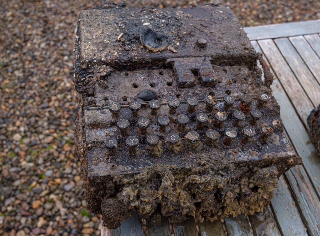 Enigma M4 Wasserfund